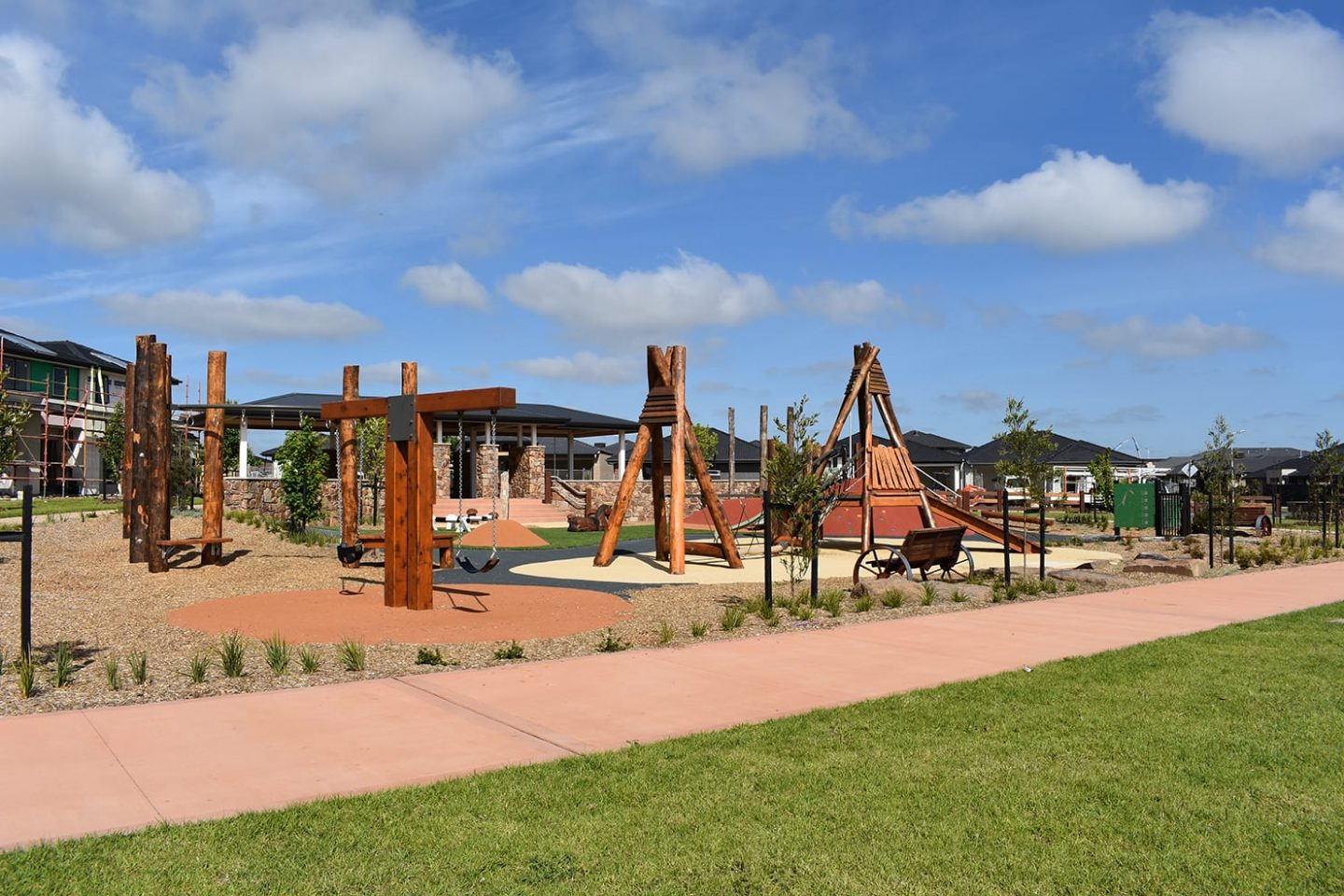 Urban Playground Landscape Architecture Projects